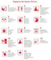 Korona Virüse Karşı Önlemler
