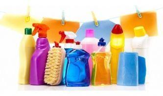 Temizlik Maddeleri ve Kullanımı