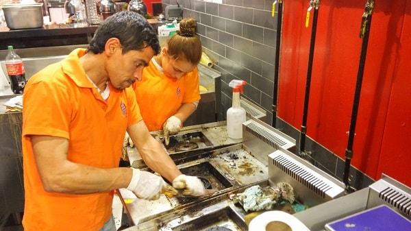 endüstriyel mutfak temizlik 2
