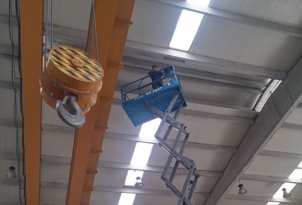endüstriyel tesis temizliği image 2