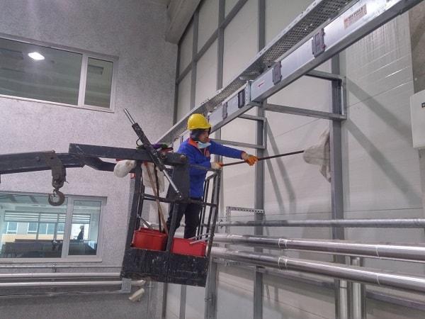 endüstriyel tesis temizliği image 3