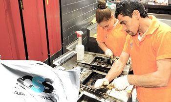 Endüstriyel Mutfak Temizliği