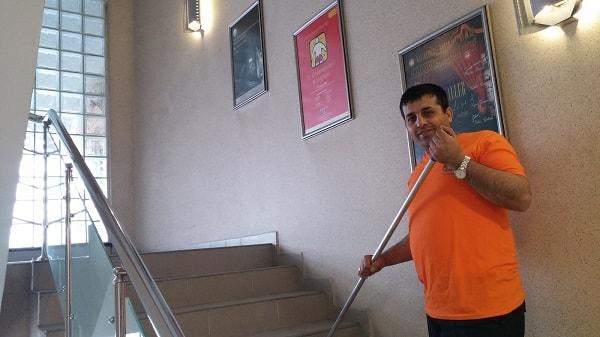 periyodik temizlik hizmetleri